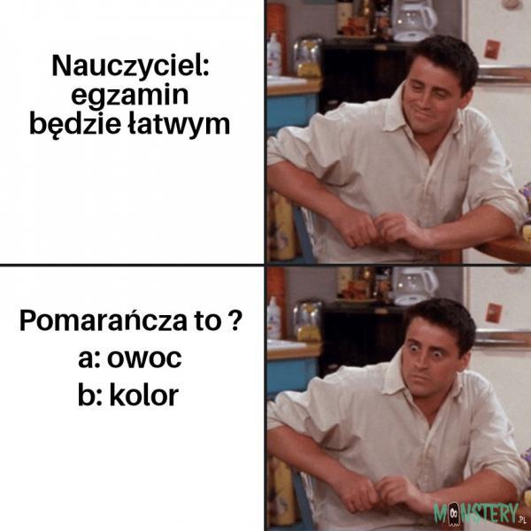 Egzaminy w 2021