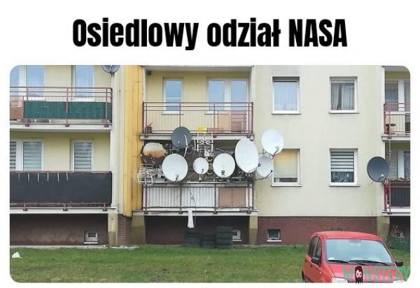 Osiedlowe NASA
