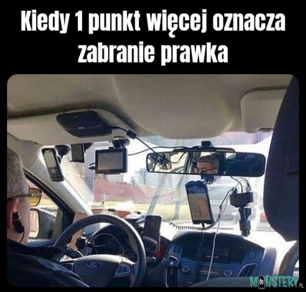Uważny kierowca