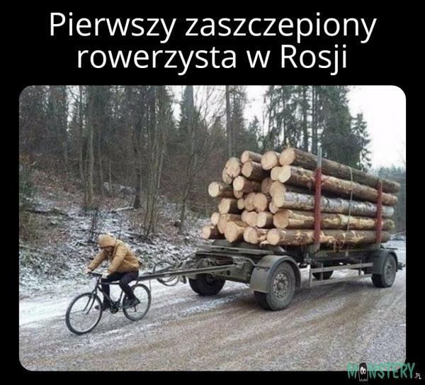 Szczepienia w Rosji