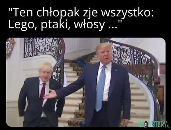 Donald i jego ziomek