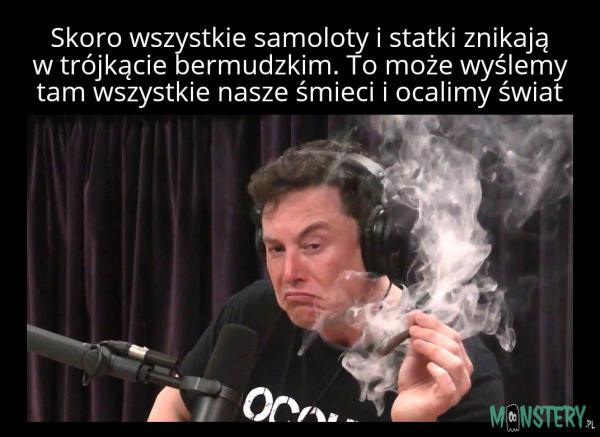 Elon Musk wie co mówi