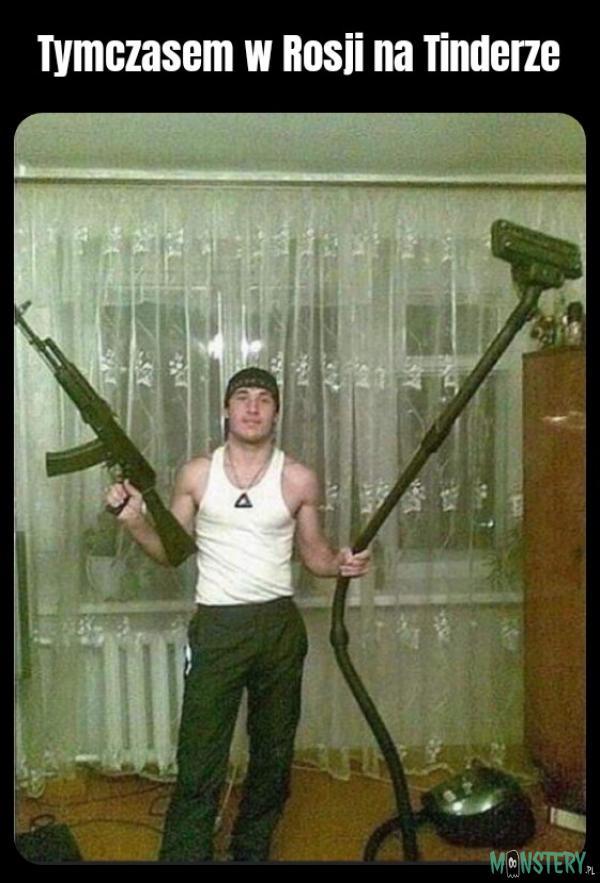 Tinder w Rosji