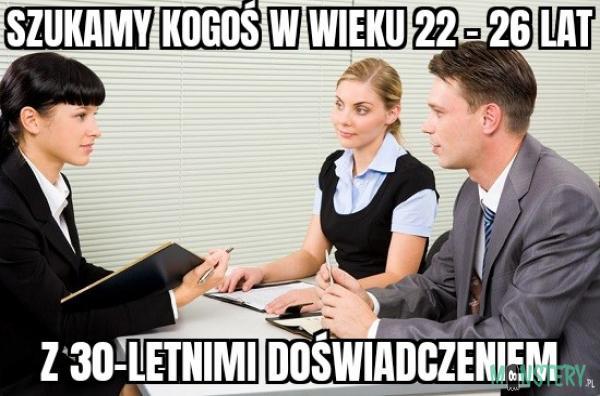 Typowa rozmowa w Polsce