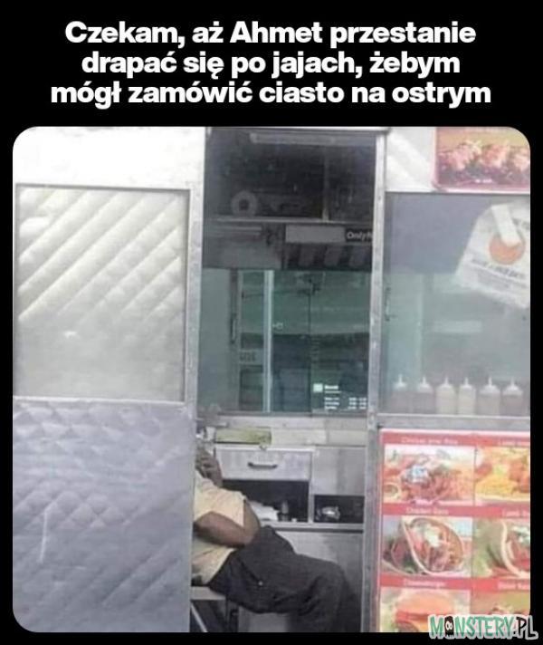 Ahmet na zmianie