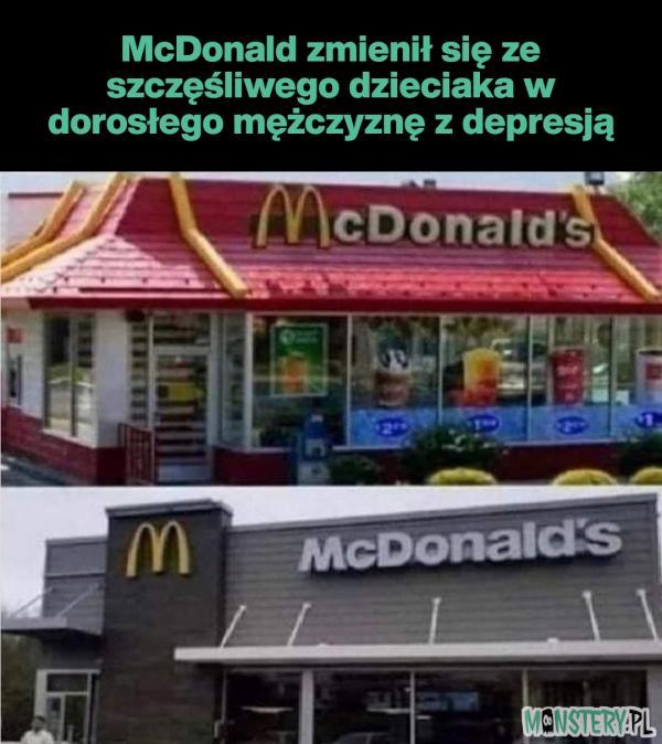 Depresja McDonald's