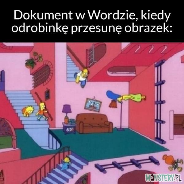 Dokumenty w Wordzie