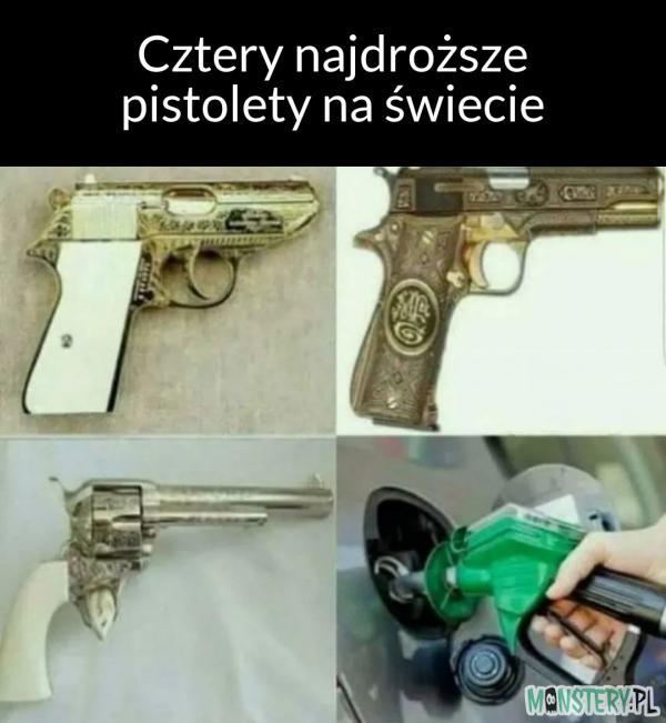 Drogi pistolet
