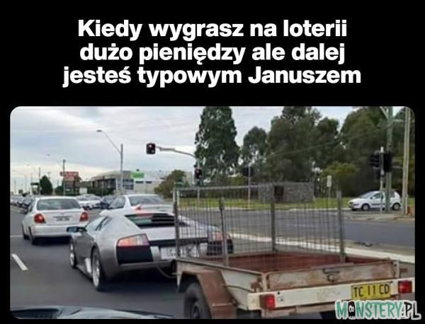 Janusz to Janusz