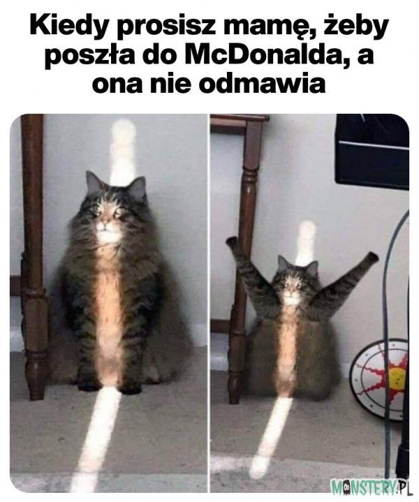 Jedziemy do McDonald's