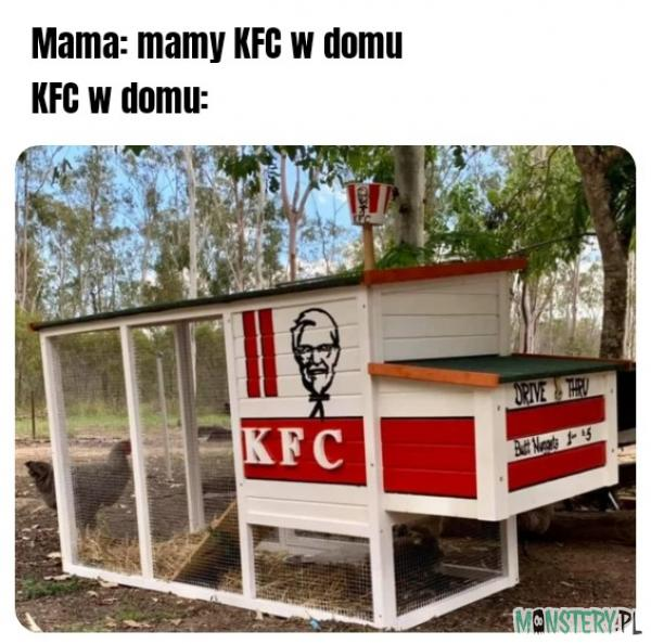 KFC w domu