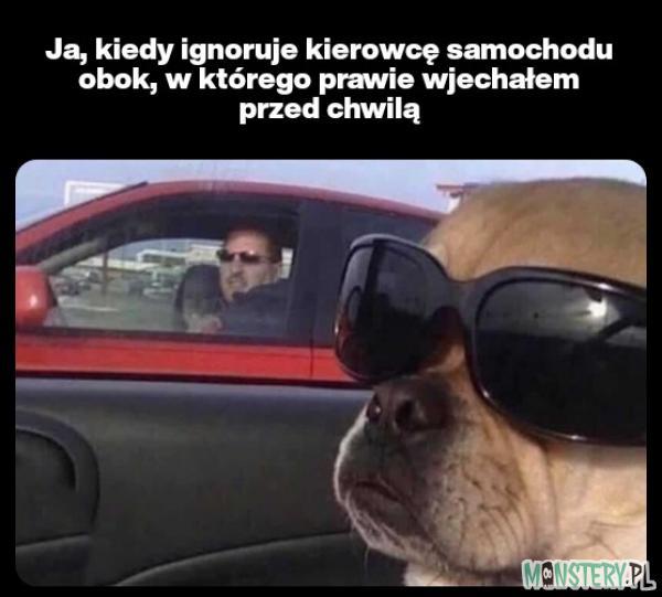 Kierowca obok