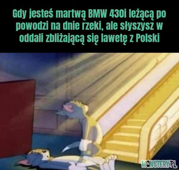 Laweta z Polski