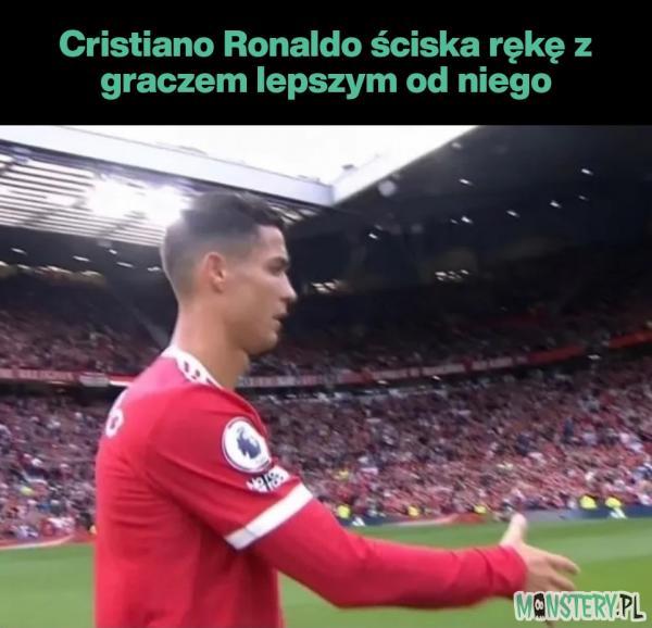 Lepszy od Cristiano Ronaldo
