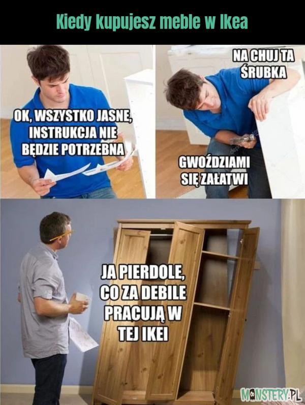 Meble IKEA