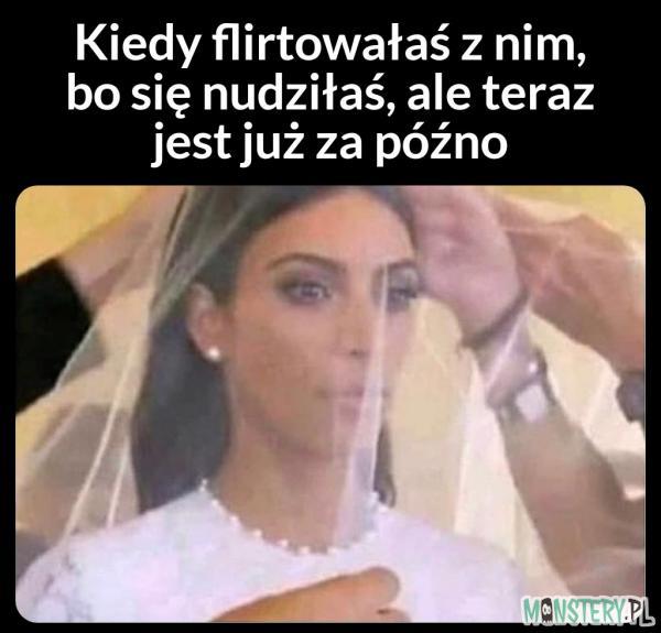 Nie winny flirt