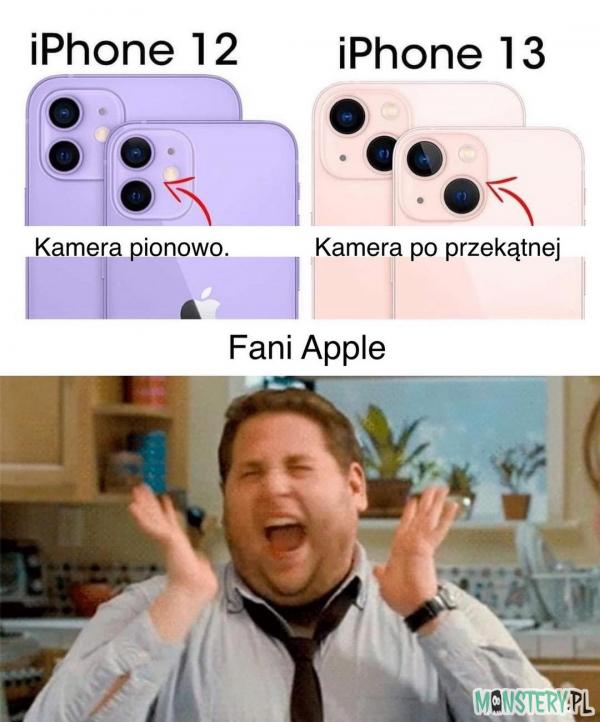 Nowy iPhone 13