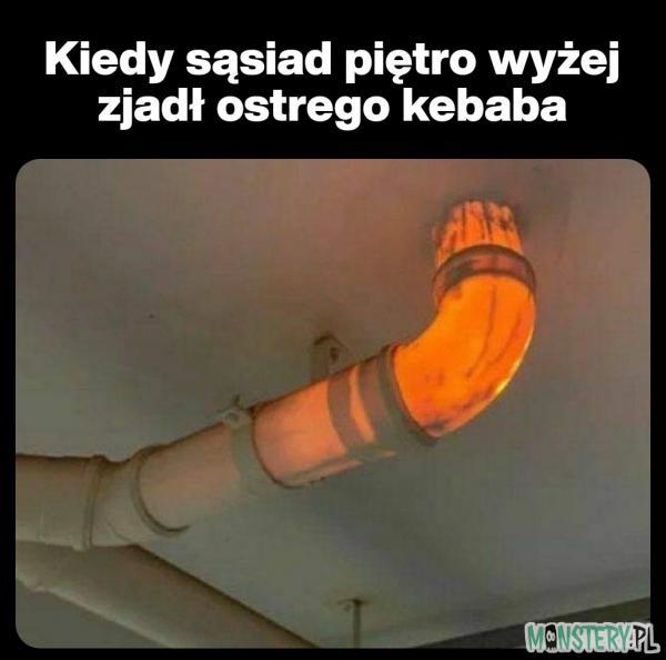 Ostry kebab