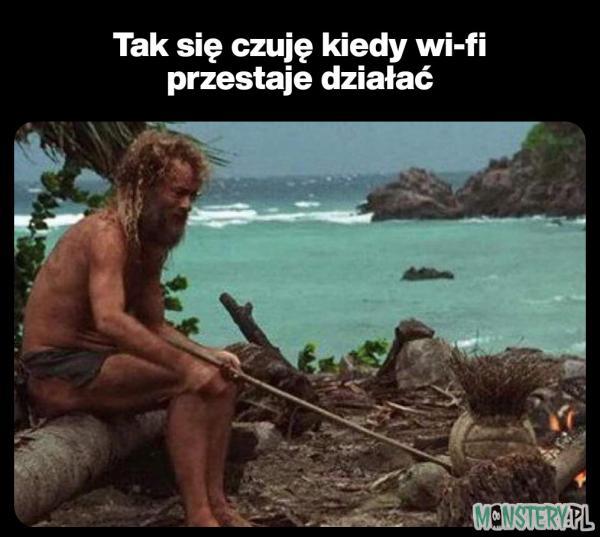 Problem z wifi