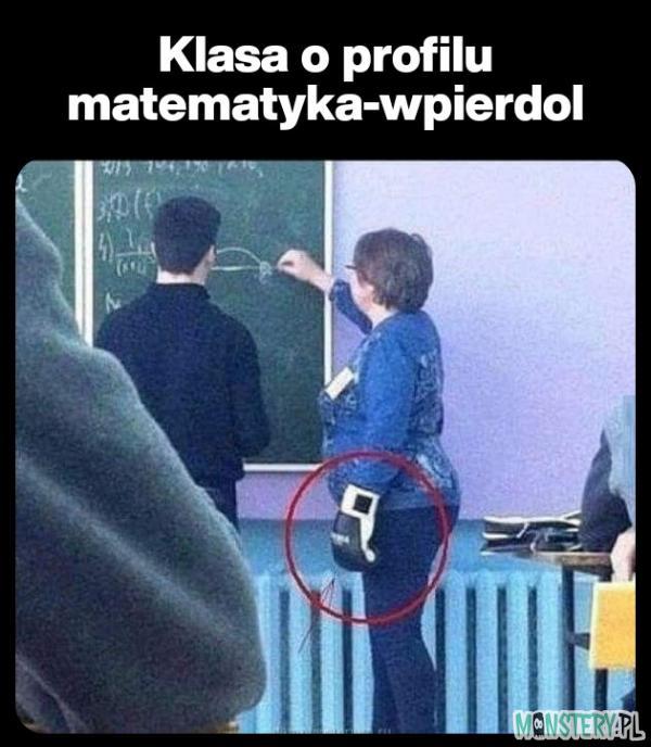 Profil matematyczny
