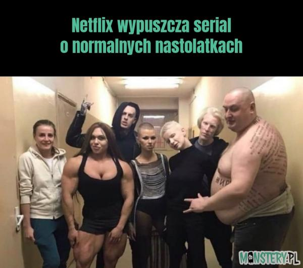 Seriale Netflixa