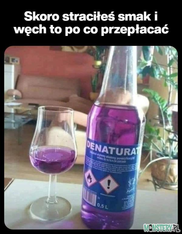 Szlachetny alkohol